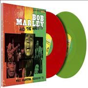 Click here for more info about 'Bob Marley - The Capitol Session '73 - Red & Green Vinyl - Sealed'