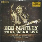 Click here for more info about 'Bob Marley - The Legend Live - 180gm - Sealed'