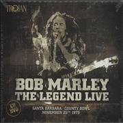 Click here for more info about 'The Legend Live - Santa Barbara County Bowl - 25th November 1979'