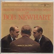 Click here for more info about 'Bob Newhart - Behind The Button-Down Mind Of Bob Newhart'