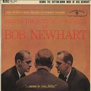 Click here for more info about 'Bob Newhart - Behind The The Button-Down Mind Of Bob Newhart'
