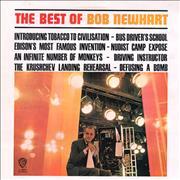 Click here for more info about 'Bob Newhart - The Best Of Bob Newhart - Burbank Label'