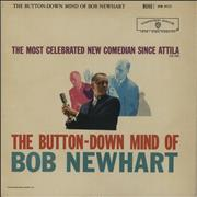 Click here for more info about 'Bob Newhart - The Button-Down Mind Of Bob Newhart - 1st'
