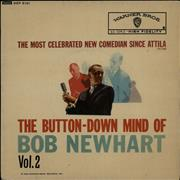 Click here for more info about 'Bob Newhart - The Button-Down Mind Of Bob Newhart - Vol 2'