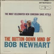 Click here for more info about 'Bob Newhart - The Button-Down Mind Of Bob Newhart'