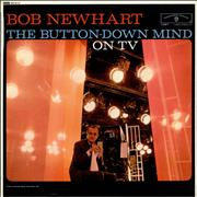 Click here for more info about 'Bob Newhart - The Button-Down Mind On TV'