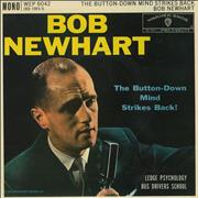 Click here for more info about 'Bob Newhart - The Button-Down Mind Strikes Back! EP'