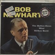 Click here for more info about 'Bob Newhart - The Button-Down Mind Strikes Back!'