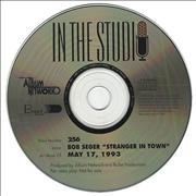 Click here for more info about 'Bob Seger - In The Studio - Stranger In Town'