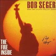 Click here for more info about 'Bob Seger - The Fire Inside - Autographed'