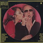 Bob Welch French Kiss USA picture disc LP