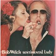 "Bob Welch Sentimental Lady UK 7"" vinyl"