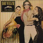 Click here for more info about 'Bob Welch - Three Hearts'