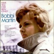 Bobbi Martin Have You Ever Been Lonely Canada vinyl LP