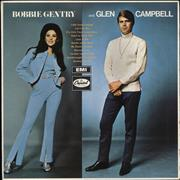 Click here for more info about 'Bobbie Gentry & Glen Campbell - Bobbie Gentry & Glen Campbell - Rainbow Rim Label'