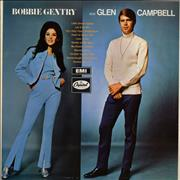 Click here for more info about 'Bobbie Gentry & Glen Campbell - Bobbie Gentry & Glen Campbell - Green Label'