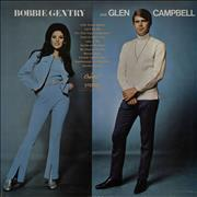 Click here for more info about 'Bobbie Gentry and Glen Campbell'