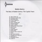 Click here for more info about 'Bobbie Gentry & Glen Campbell - The Best Of Bobbie Gentry: The Capitol Years'