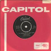 Click here for more info about 'Bobbie Gentry - I'll Never Fall In Love Again - 4 Prong'