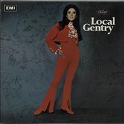 Click here for more info about 'Bobbie Gentry - Local Gentry - lime green label'