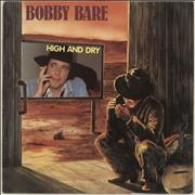 Click here for more info about 'Bobby Bare - High And Dry'