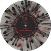 Click here for more info about 'Bobby 'Boris' Pickett - Monster Mash - Red & Black Splatter Vinyl'