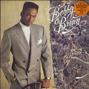 Click here for more info about 'Bobby Brown - Don't Be Cruel - Stickered Sleeve'
