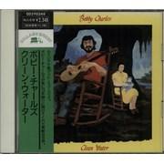 Bobby Charles Clean Water Japan CD album Promo