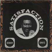 Click here for more info about 'Bobby Davis - Satisfaction'