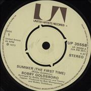 Click here for more info about 'Bobby Goldsboro - Summer (The First Time)'