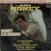 Click here for more info about 'Bobby Goldsboro - The Voice Of Honey'