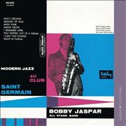 Click here for more info about 'Bobby Jaspar - Modern Jazz Au Club - St-Germain'