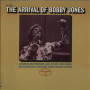 Click here for more info about 'Bobby Jones - The Arrival Of Bobby Jones'