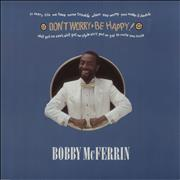 Click here for more info about 'Bobby McFerrin - Don't Worry Be Happy'