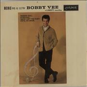 Click here for more info about 'Bobby Vee - Bobby Vee EP'