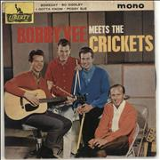 Click here for more info about 'Bobby Vee - Bobby Vee Meets The Crickets EP'