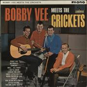 Click here for more info about 'Bobby Vee - Bobby Vee Meets The Crickets'