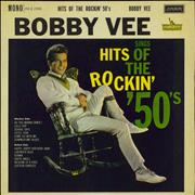 Click here for more info about 'Bobby Vee - Hits Of The Rockin' '50's'