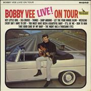 Click here for more info about 'Bobby Vee - Live On Tour'
