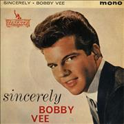 Click here for more info about 'Bobby Vee - Sincerely'