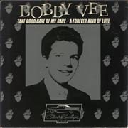 Click here for more info about 'Bobby Vee - Take Good Care Of My Baby + Sleeve'