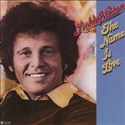 Click here for more info about 'Bobby Vinton - The Name Is Love'