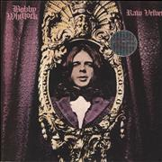 Click here for more info about 'Bobby Whitlock - Raw Velvet - Stickered sleeve'