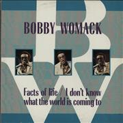 Click here for more info about 'Bobby Womack - Facts Of Life/I Don't Know What The World Is Coming To'