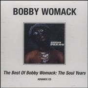 Click here for more info about 'Bobby Womack - The Best Of Bobby Womack: The Soul Years - Promo'