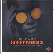 Click here for more info about 'Bobby Womack - The Preacher - Sealed'