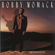 Click here for more info about 'Bobby Womack - Womagic'
