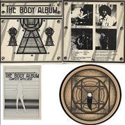 Body The Body Album UK vinyl LP