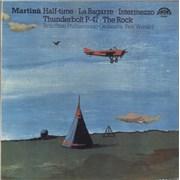 Click here for more info about 'Bohuslav Martinu - Half-Time / La Bagarre / Intermezzo / Thunderbolt P-47 / The Rock'