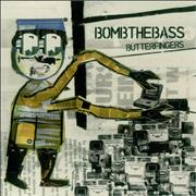 Click here for more info about 'Bomb The Bass - Butterfingers'